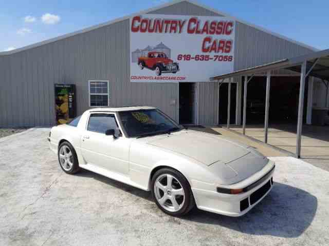 Picture of '84 RX-7 located in Staunton Illinois - $10,450.00 Offered by  - NLC0