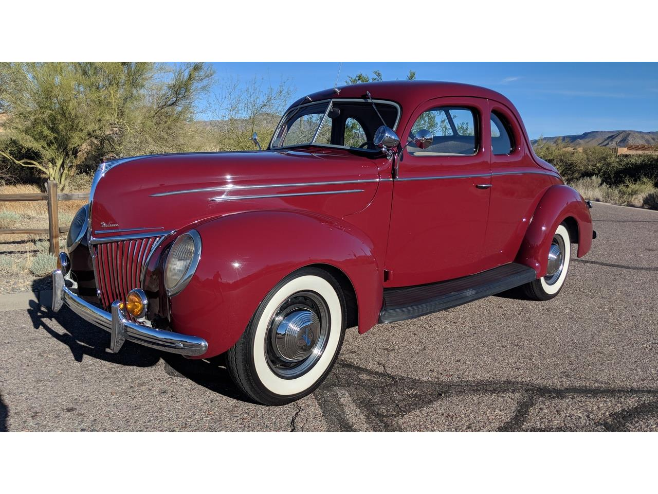 Large Picture of Classic 1939 Ford Deluxe located in Arizona - NQG9