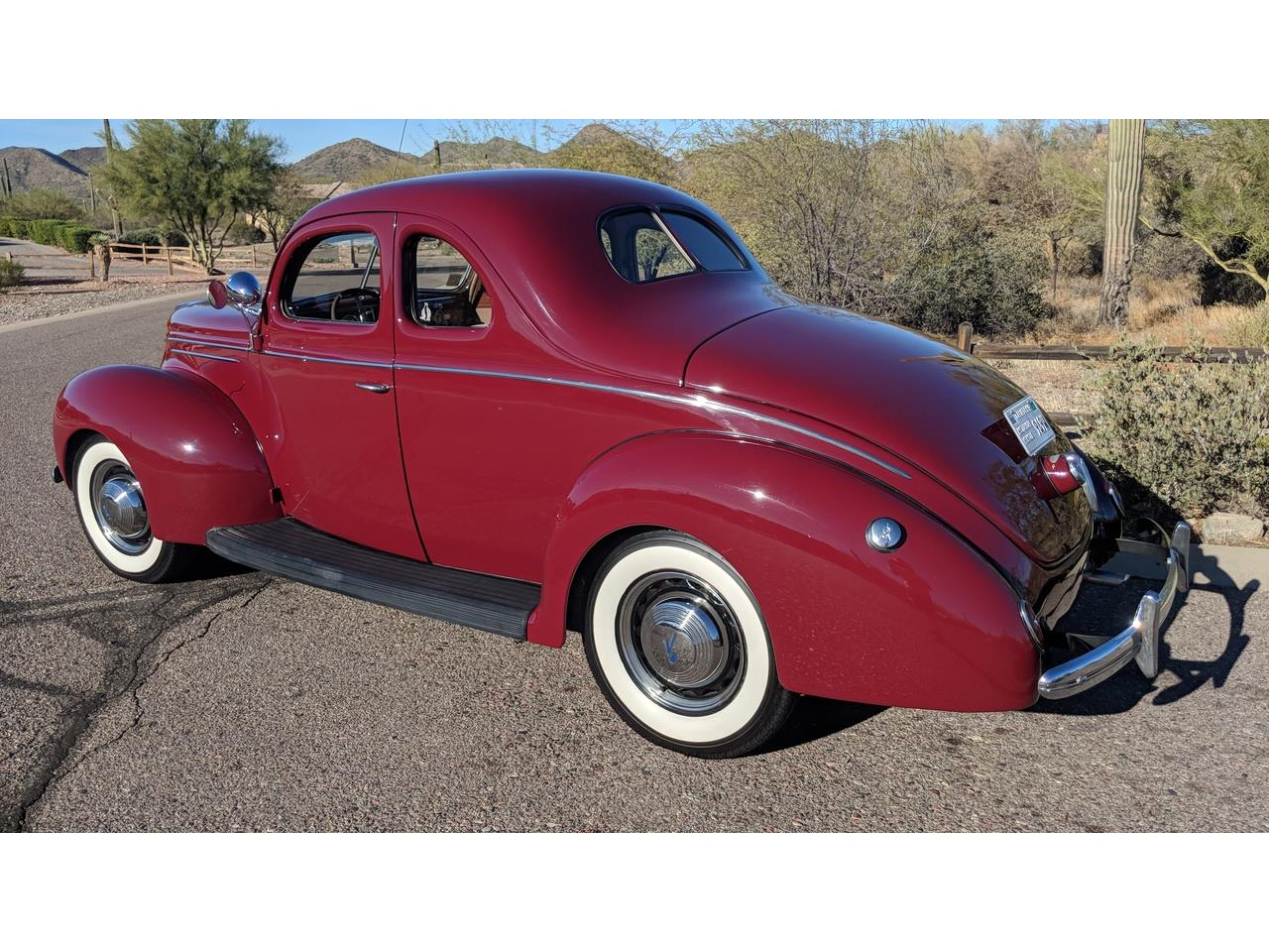 Large Picture of Classic '39 Deluxe located in Arizona - $49,500.00 - NQG9
