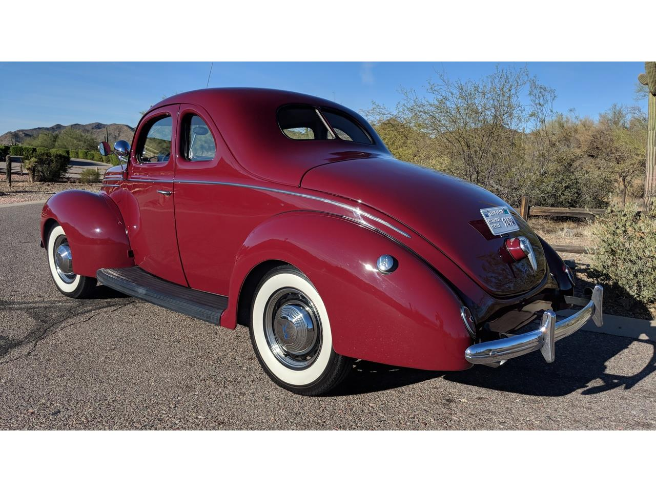 Large Picture of Classic '39 Deluxe located in Arizona Offered by a Private Seller - NQG9