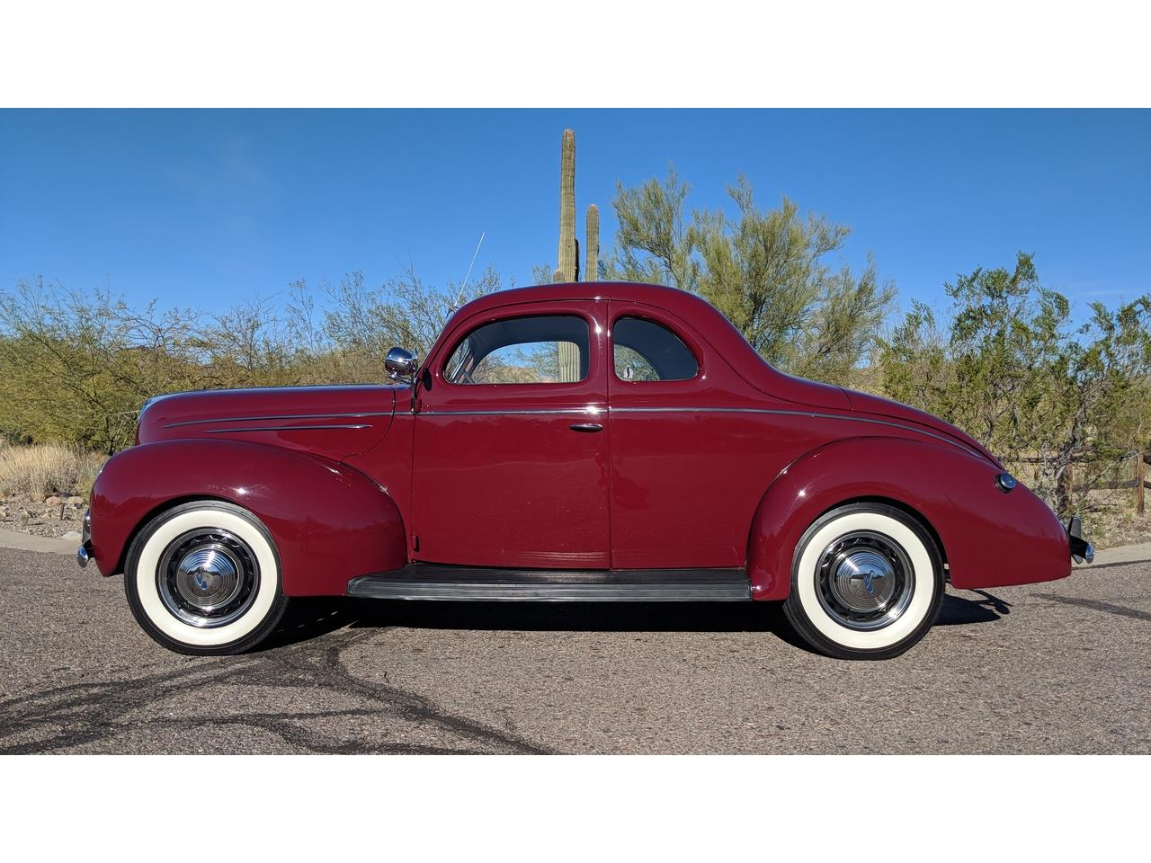 Large Picture of Classic 1939 Ford Deluxe - NQG9