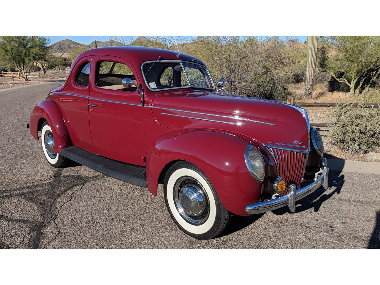 Large Picture of Classic '39 Deluxe - $49,500.00 Offered by a Private Seller - NQG9