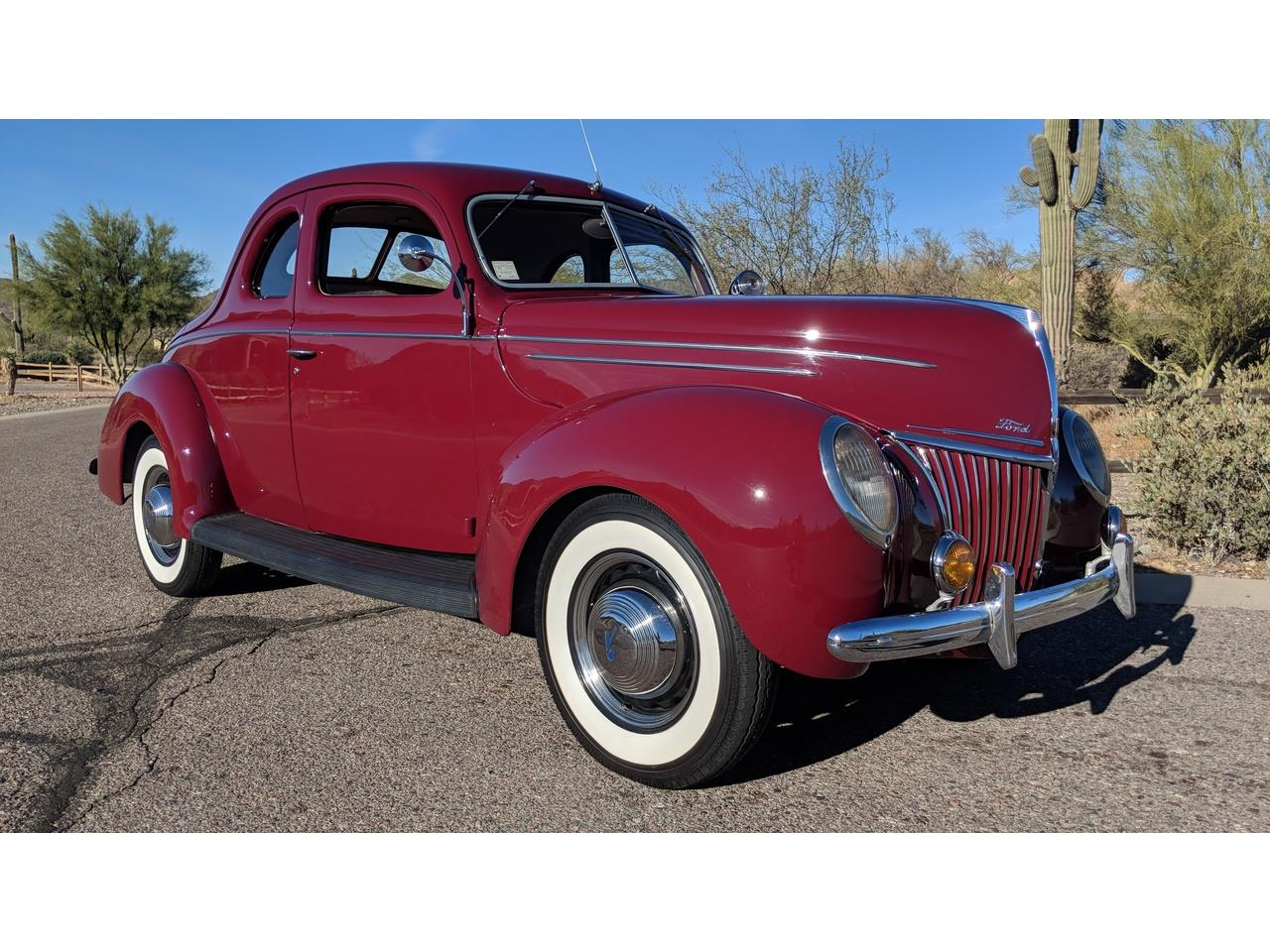 Large Picture of Classic 1939 Deluxe located in Arizona - NQG9