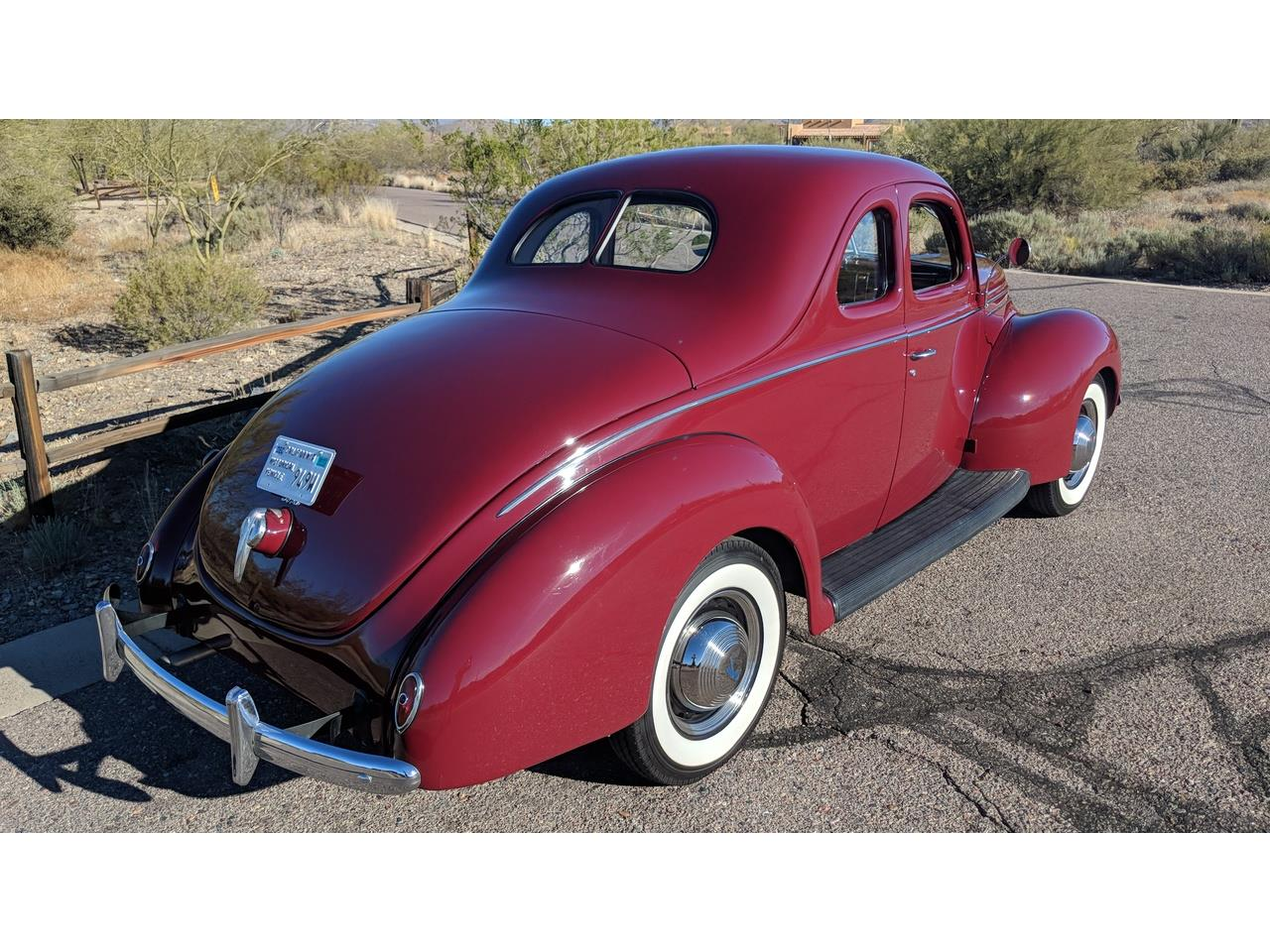 Large Picture of '39 Ford Deluxe - $49,500.00 - NQG9
