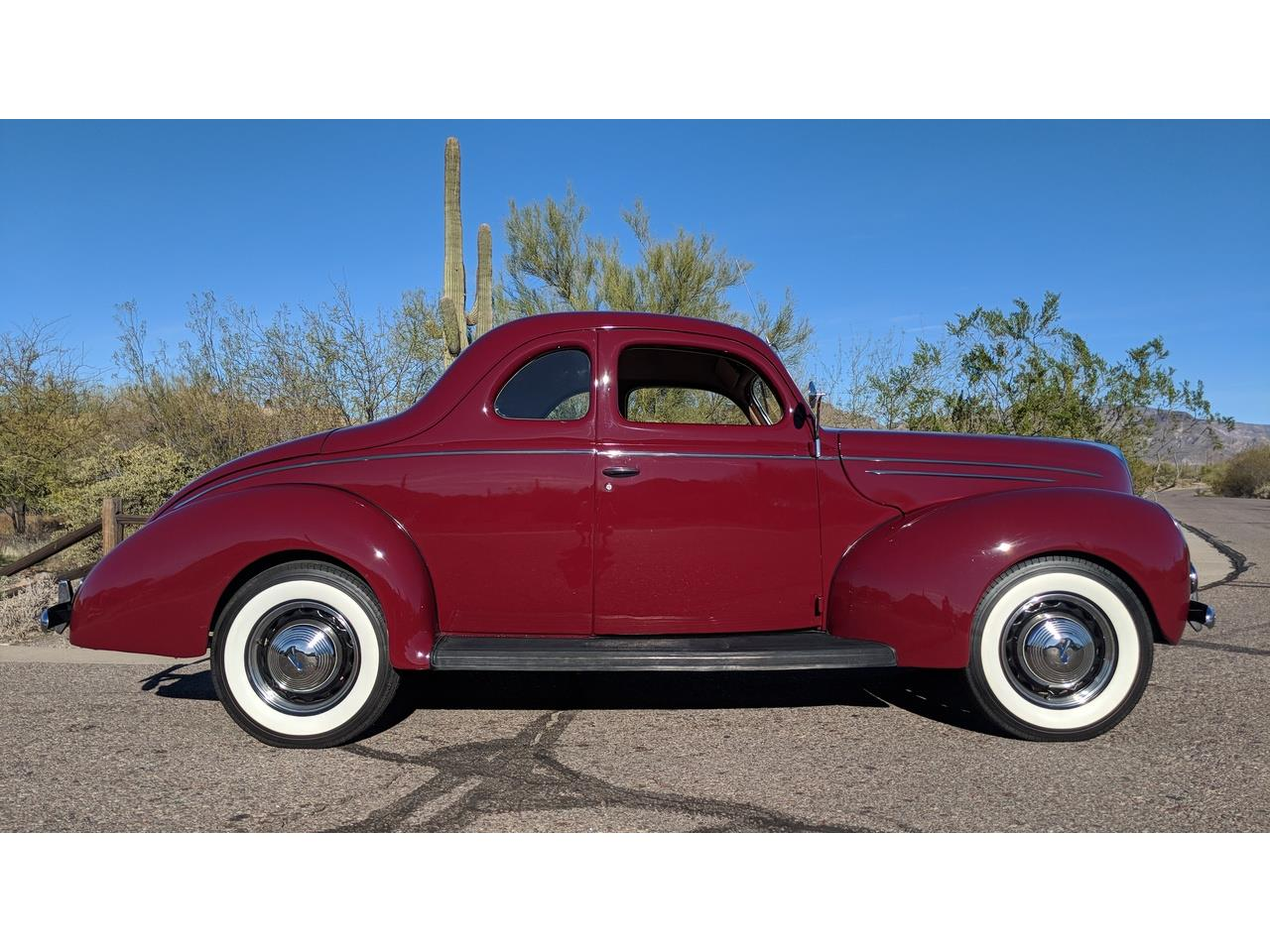 Large Picture of 1939 Ford Deluxe located in Cave Creek Arizona - $49,500.00 - NQG9