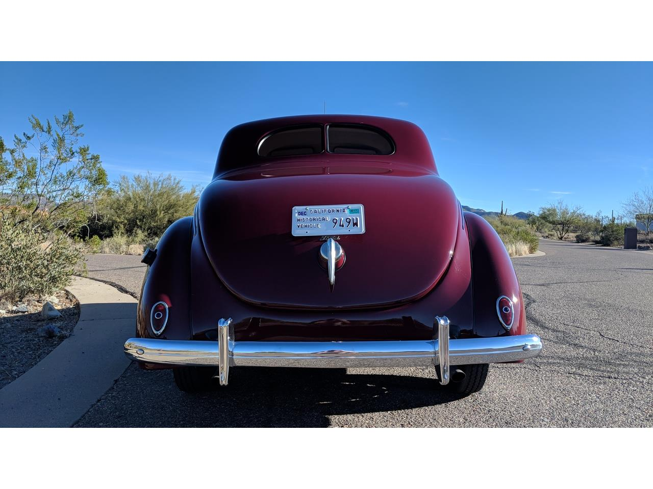 Large Picture of Classic '39 Deluxe located in Cave Creek Arizona - $49,500.00 Offered by a Private Seller - NQG9