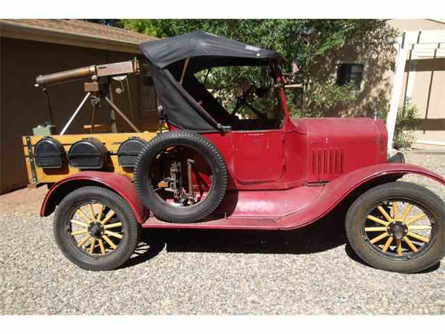 Picture of '21 Model T - NQGG