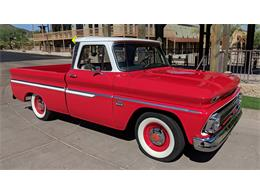 Picture of Classic '66 Chevrolet C10 located in Cave Creek Arizona Offered by a Private Seller - NQGI