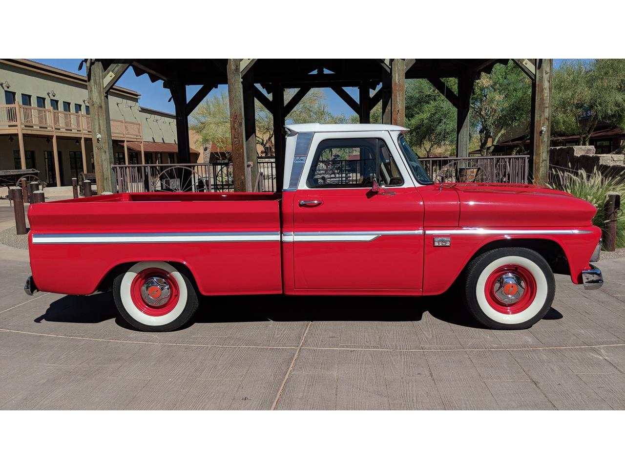 Large Picture of '66 C10 - NQGI