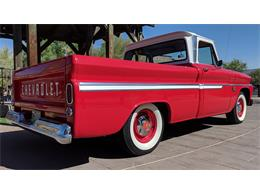 Picture of 1966 Chevrolet C10 located in Cave Creek Arizona - $36,500.00 Offered by a Private Seller - NQGI