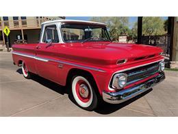 Picture of '66 Chevrolet C10 located in Cave Creek Arizona - $36,500.00 - NQGI