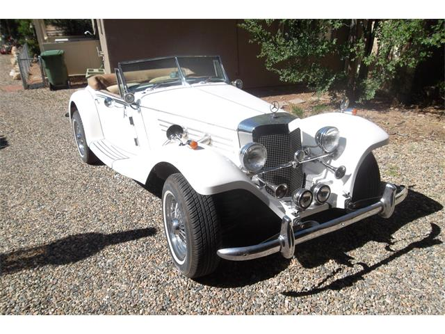 Picture of Classic '35 Mercedes-Benz 500K located in Prescott Arizona - $16,900.00 Offered by a Private Seller - NQGK