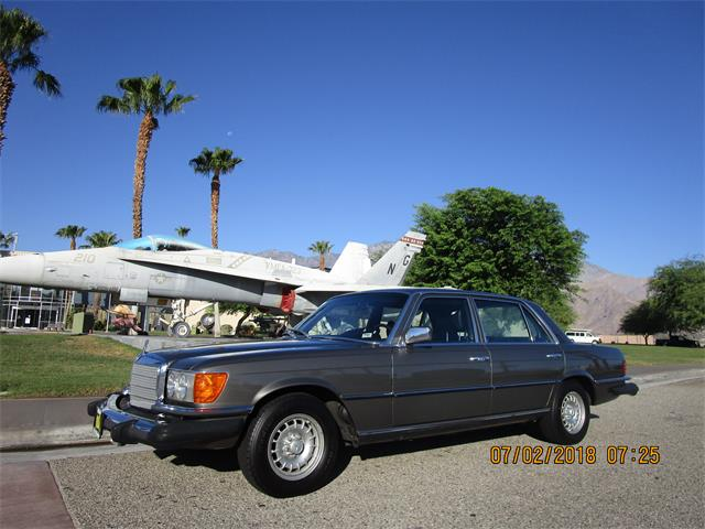 Picture of '79 Mercedes-Benz 450SEL located in Palm Springs California - $17,500.00 - NQGP