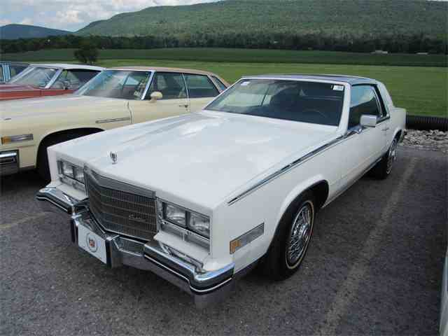 Picture of '85 Eldorado Biarritz - NQGU