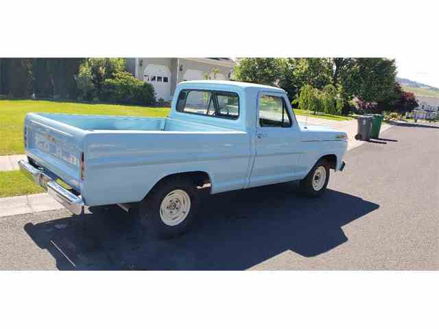 Picture of '68 F100 - NQH1