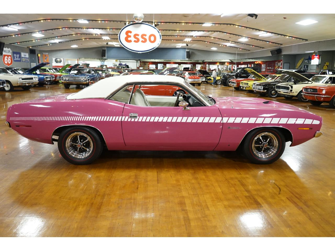 Large Picture of '70 Barracuda - NKTM