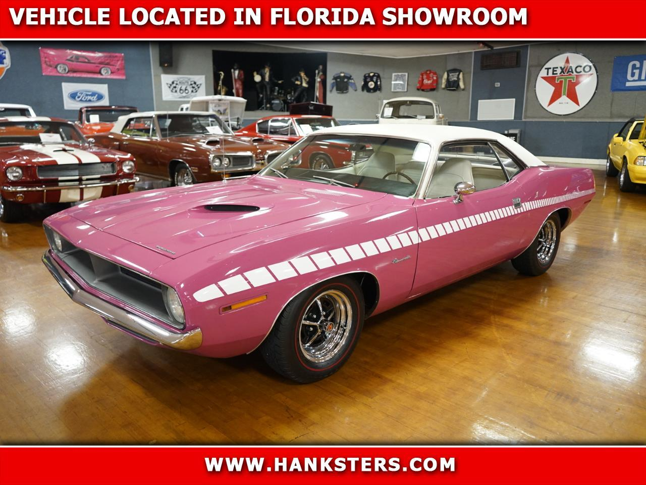 Large Picture of Classic 1970 Plymouth Barracuda located in Homer City Pennsylvania - NKTM