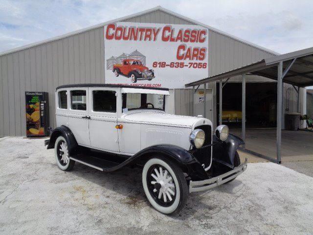 Picture of Classic 1930 4-Dr Sedan located in Staunton Illinois - $14,750.00 - NLC4