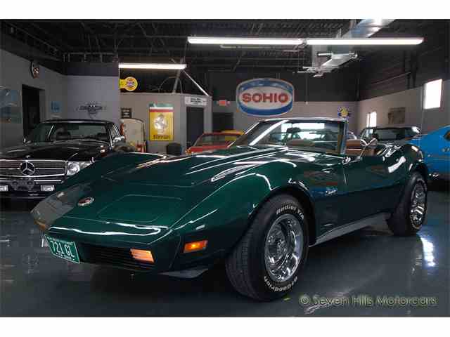 Picture of '73 Corvette - NQH9