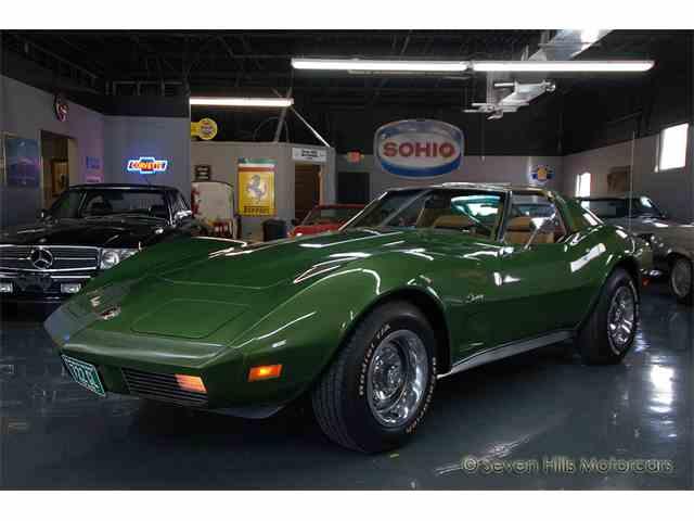 Picture of '73 Corvette - NQHA