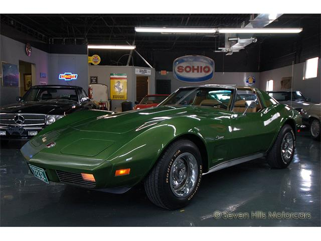 Picture of '73 Corvette - NQHA