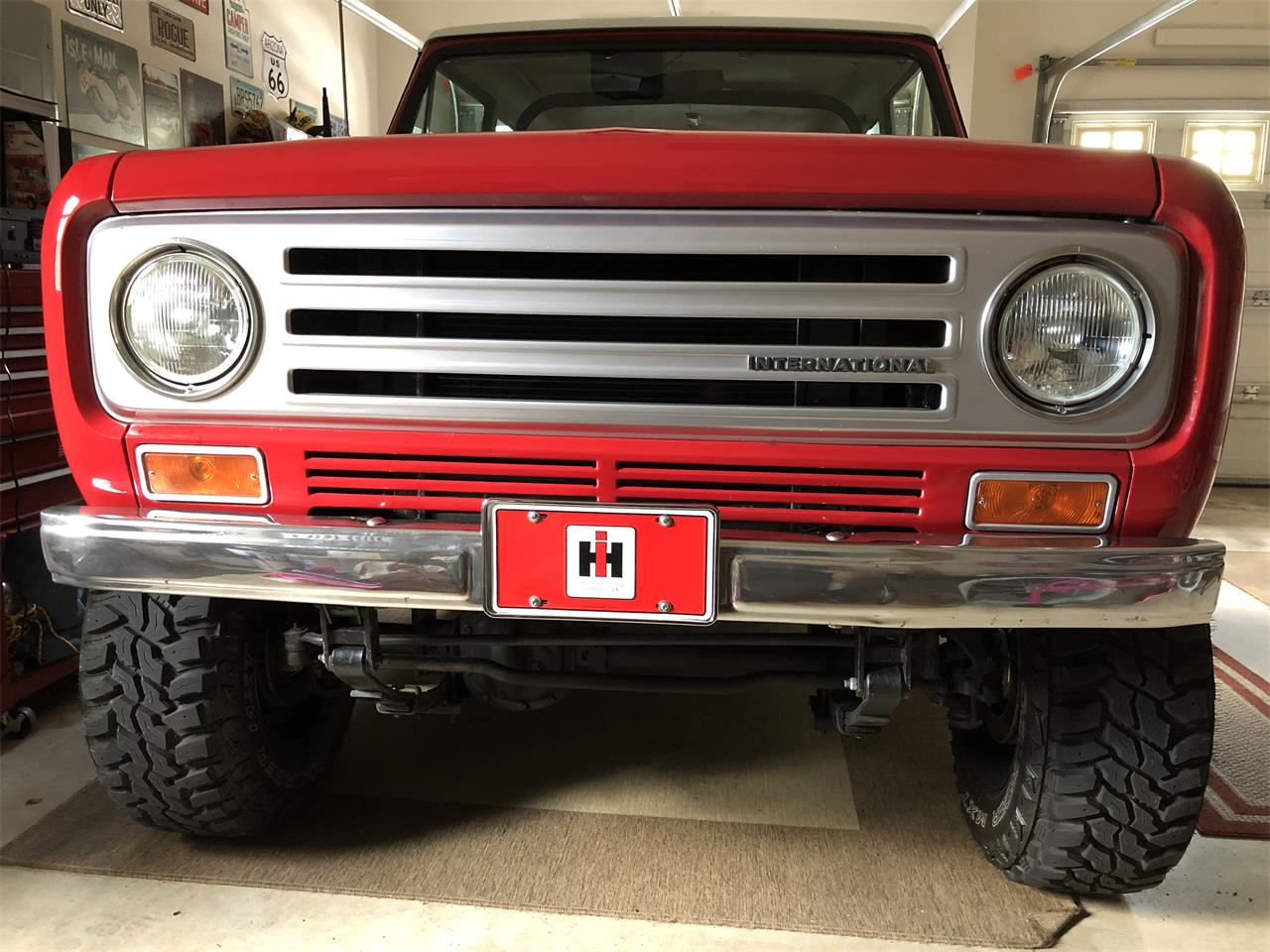 Large Picture of '72 Scout II - NQHC