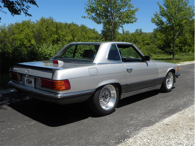 Picture of '81 500SL - NQI3