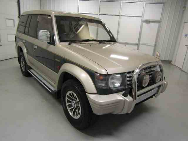 Picture of '93 Pajero - NQI4