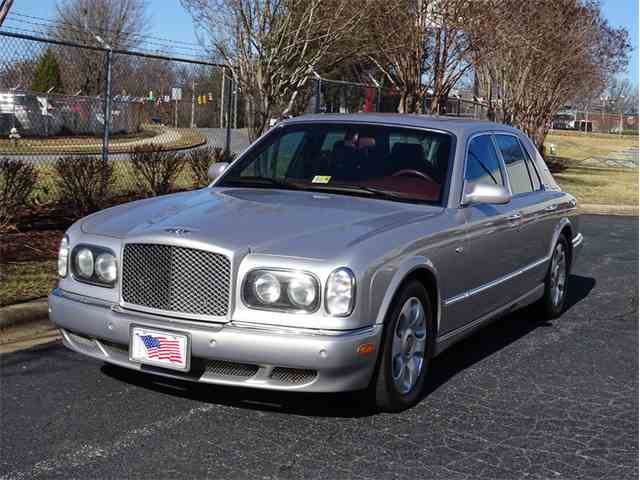 Picture of '03 Arnage - NQIL