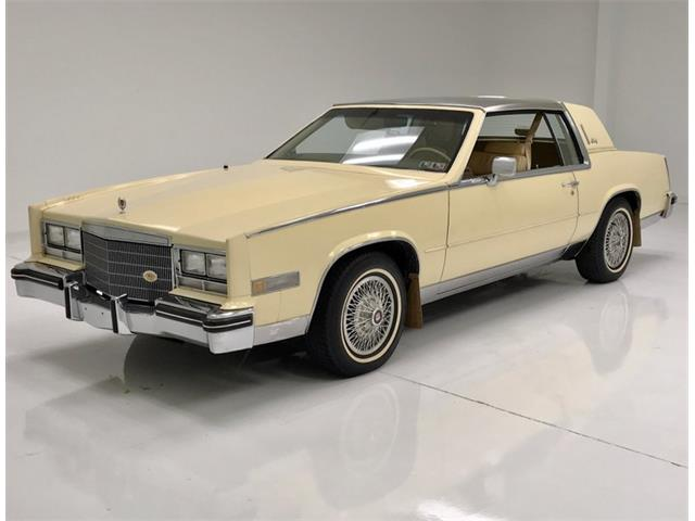 Picture of '85 Eldorado - NQIW