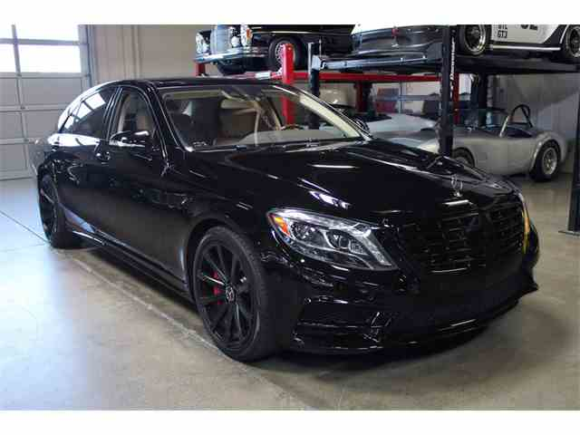 Picture of '14 S550 - NQIX
