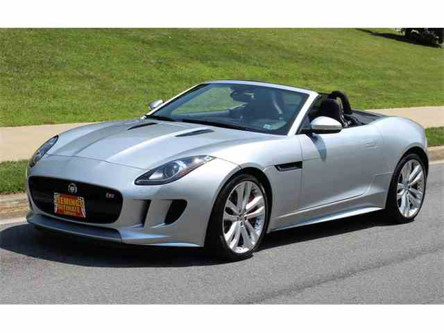 Picture of '14 F-Type - NQJ9