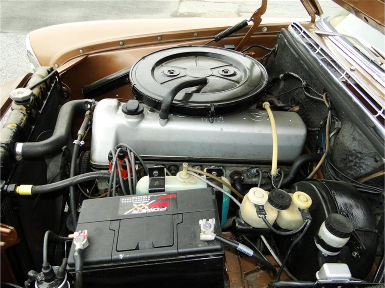 Large Picture of Classic 1969 Mercedes-Benz 280SE located in Massachusetts - NQJO
