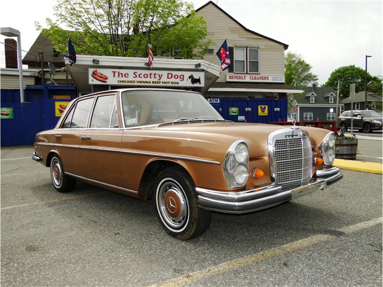 Large Picture of 1969 Mercedes-Benz 280SE located in Massachusetts - $27,900.00 - NQJO