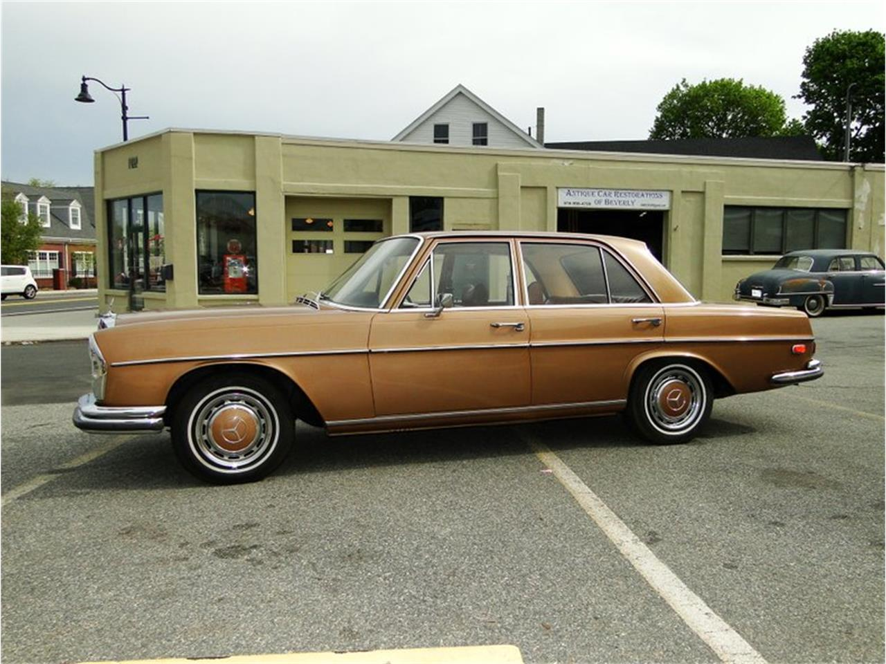 Large Picture of '69 Mercedes-Benz 280SE - NQJO