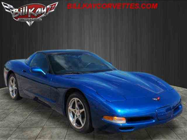 Picture of '02 Corvette - NQJZ