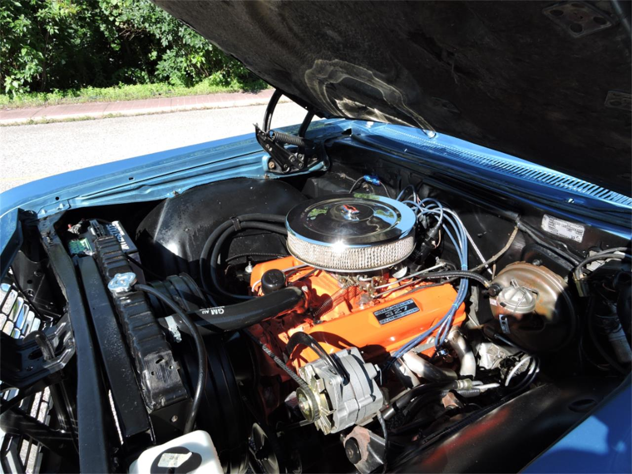 1966 Chevrolet Impala For Sale Cc 1107510 Chevy Carburetor Large Picture Of 66 Nqk6