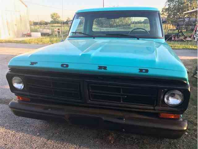 Picture of '72 F100 - NLCG