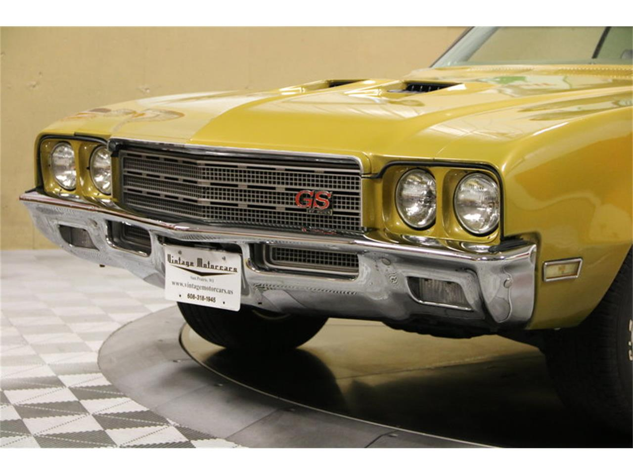 Large Picture of 1971 Buick Gran Sport located in Sun Prairie Wisconsin Offered by Vintage Motorcars LLC - NQKL