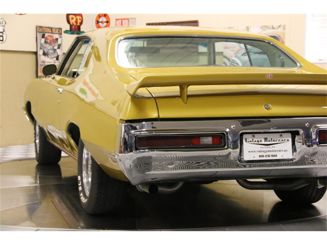 Large Picture of '71 Buick Gran Sport located in Sun Prairie Wisconsin Offered by Vintage Motorcars LLC - NQKL