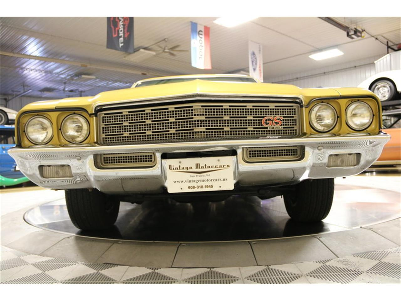 Large Picture of 1971 Buick Gran Sport Offered by Vintage Motorcars LLC - NQKL