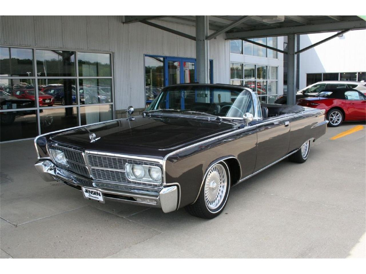 1965 chrysler imperial crown for sale cc 1107528. Black Bedroom Furniture Sets. Home Design Ideas