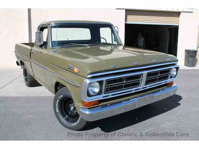 Picture of '72 F100 - NQKY