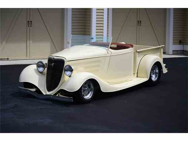 Picture of 1934 Custom Offered by  - NLCJ