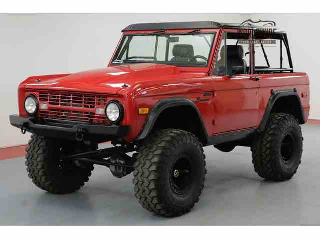 Picture of '73 Bronco - NQLD