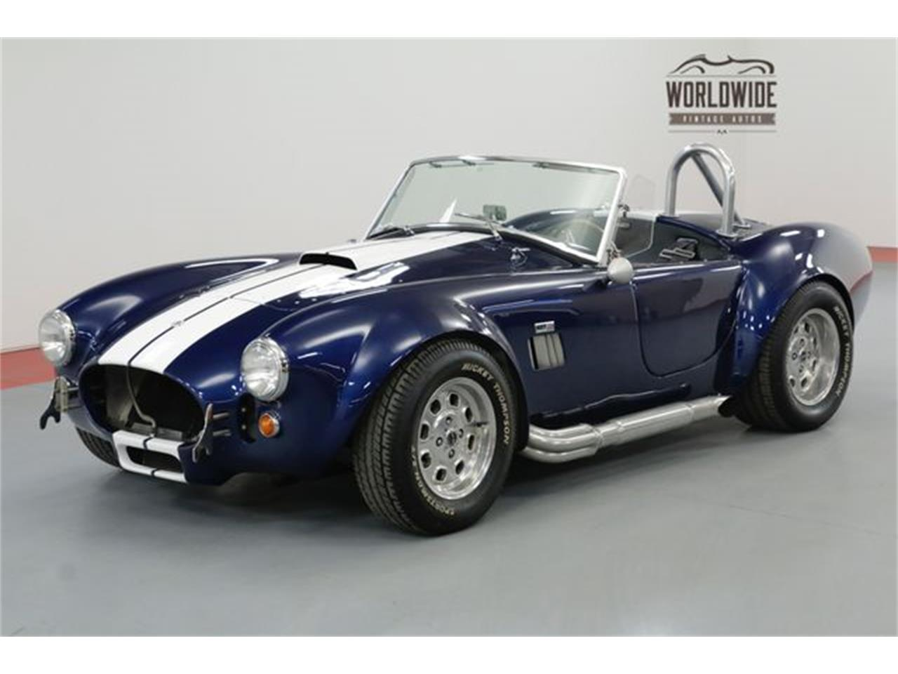 1965 Factory Five Cobra for Sale | ClassicCars.com | CC-1107555