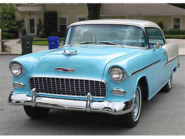 Picture of '55 Bel Air - NQLR