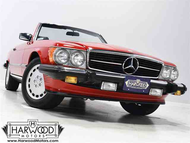 Picture of '87 560SL - NQLX