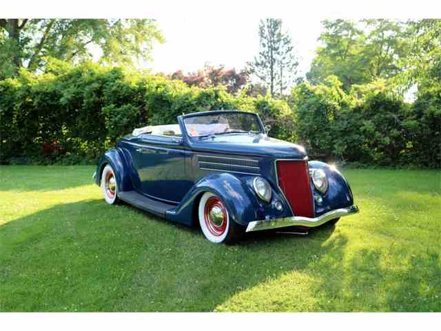 Picture of '36 Roadster - NQM4