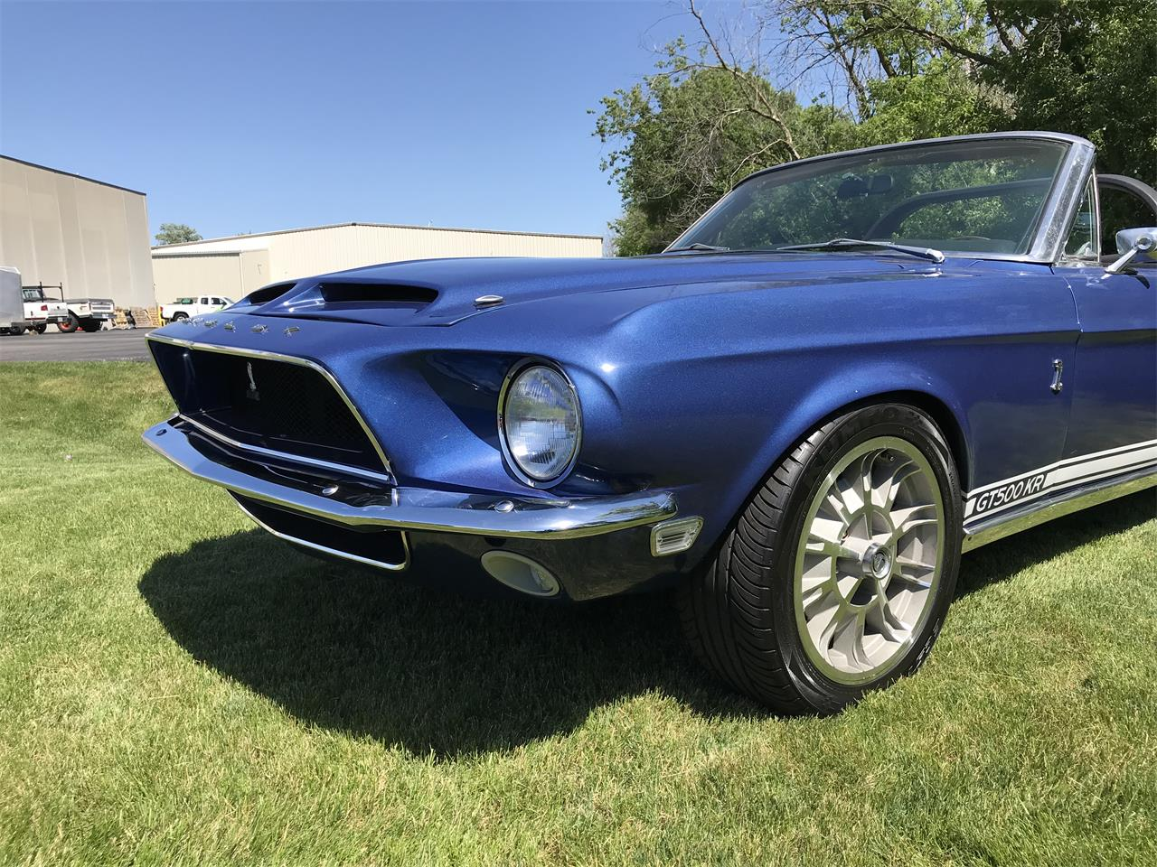 Large Picture of Classic '68 Ford Mustang located in Geneva Illinois - NQM8